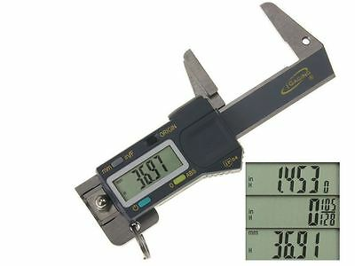 Igaging Digital Snap Caliper Thickness Gauge Absolute Origin 0-1.45""