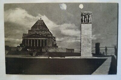 Olympic Games Collectable 1956 Melbourne Vintage Esko Postcard The Shrine