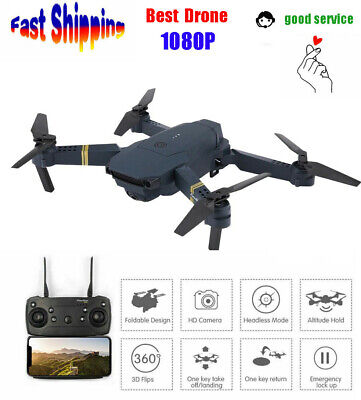 Drone x pro Fly More Combo 1080P HD Camera Wifi APP FPV Foldable Quadcopter ❤HP