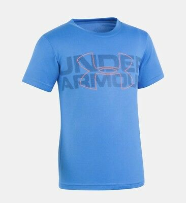 Under Armour Blue T-Shirt Boys 12 Months ~ NWT