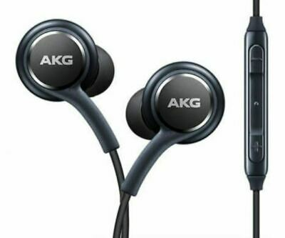 Replacement Earphones For Samsung Galaxy S9 S8 S7 Note 8 AKG Headphones In-Ear K