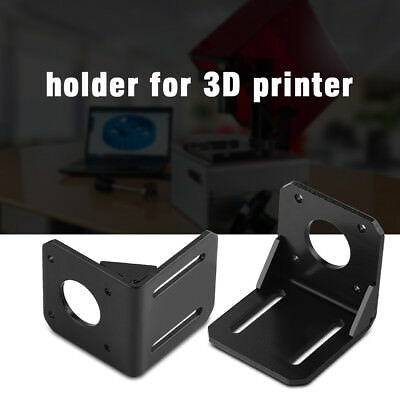 3D Printer 42mm Mounting Bracket Holder Fastener For Nema17 Stepper Motor Steel