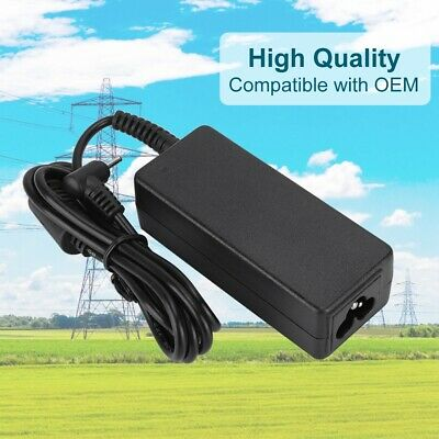 40W 19V AC Adapter Charger Power Supply Cord For ASUS Eee PC Netbook Laptop HA