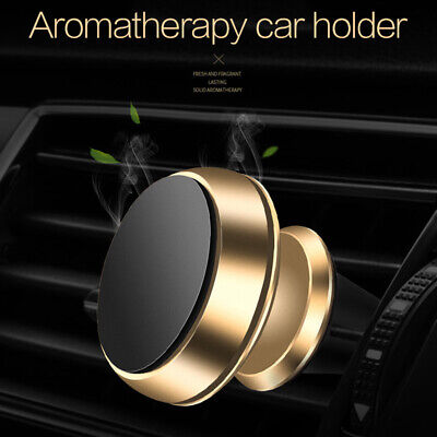 2 In 1 Magnetic Car Mount Holder And Car Air Freshener 2019