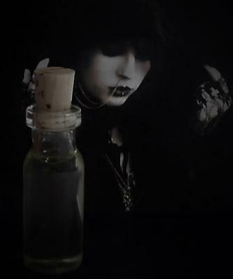 SELENITE OIL ~ Witchcraft Potion ~ Banish Evil Witchcraft