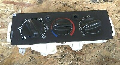 Renault Master Movano Interstar Heater Controls Switches Air Con Bx276 #2760