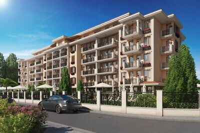 Apartments for sale in Sunny Beach, Bulgaria with monthly payments