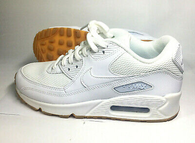 NIKE AIR MAX 90 Women's Running Shoes Size 7 Solar Red Style