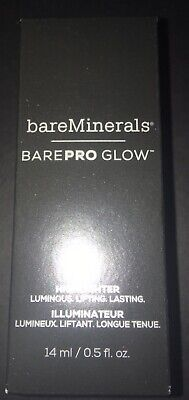BAREMINERALS® BAREPRO GLOW HIGHLIGHTER DROPS - SHADE: FREE 14ml RRP £23