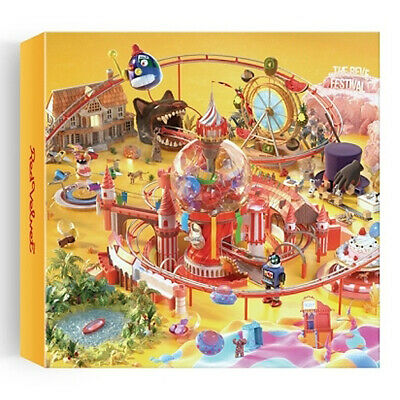 RED VELVET [THE REVE FESTIVAL DAY 1] 6th Mini Kihno Album Kit+P.Book+Card SEALED