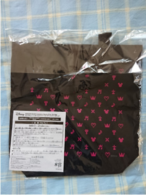 Kingdom hearts Orchestra Concert World of tres Goods tote bag / Japan