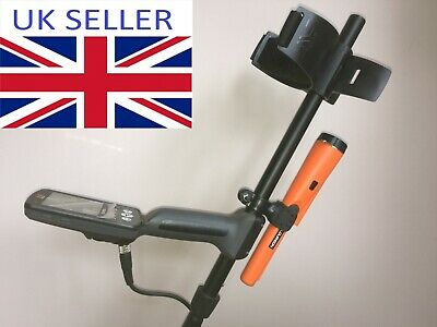 Equinox Deus Metal detecting Pinpointer Pin Point Holder UK SELLER