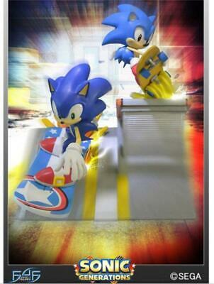 FIRST 4 FIGURES Sonic Generations Sonic The Hedgehog Sega
