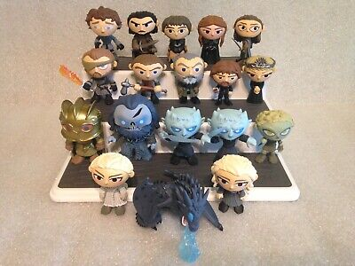 Funko Mystery Minis -- Game of Thrones Series 4: COMPLETE SET OF 18