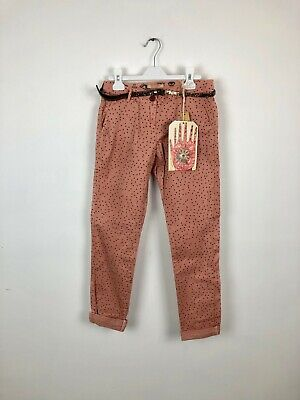 12y girls BNWT Scotch R'Belle spotty trousers RRP £70