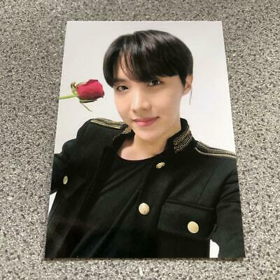 BTS J-HOPE WORLD TOUR LOVE YOURSELF SPEAK YOURSELF JAPAN EDITION Photo Card a9
