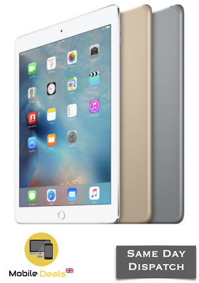 Apple iPad Air 16GB 32GB 64GB 128GB WiFi 4G Cellular Unlocked Graded UK Stock