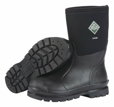 Boots Muck Chore Mid 12M