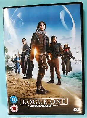 Rogue One. A Star Wars Story.