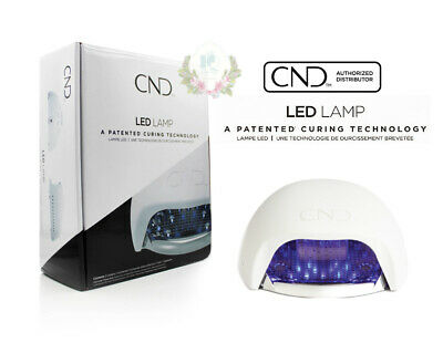 CND Professional LED Light Lamp Patented Curing Technology NEW 2019 MODEL!