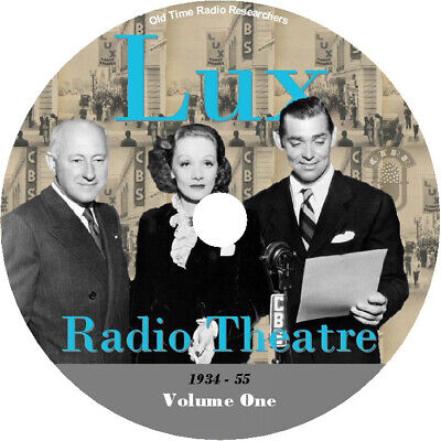 Lux Theater Old Time Radio Shows OTR 789 Episodes MP3 USB Flash Drive