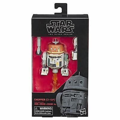 Star Wars The Black Series Rebels 6-Inch Scale Chopper (C1-10P) Action Figure