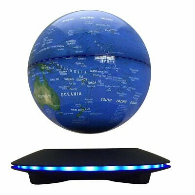 Floating Rotating Globe Magnetic Levitation Wireless Transmission Touch Button
