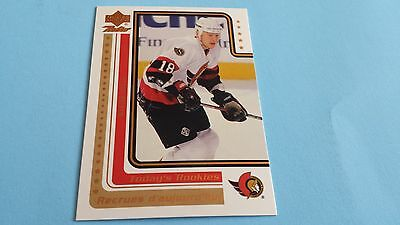 1999/00 Upper Deck Retro Mcdonalds Hockey Marian Hossa Card #Mcd-20**Senators**