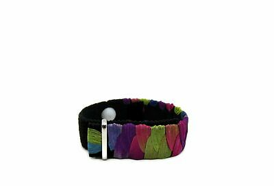 Anxiety Relief Bracelet, Stress Relief Bracelet (single band) Carnival