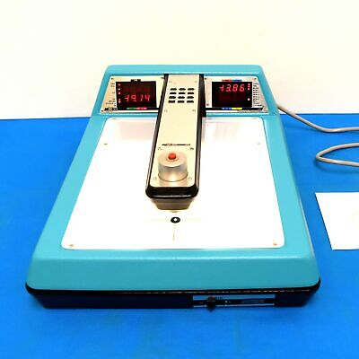 X-rite 310T Transmission Color Densitometer with cord and CD manual