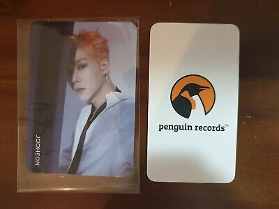 MONSTA X - 2nd ALBUM TAKE.1 ARE YOU THERE? VER.1 JOOHEON PHOTO CARD