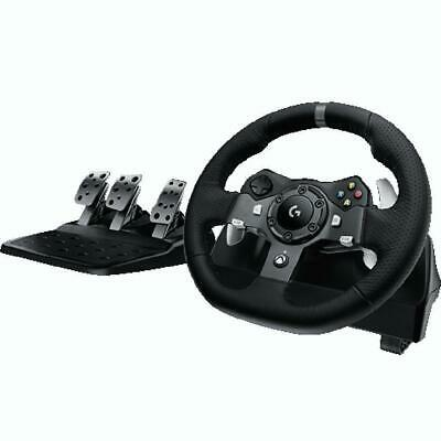 Logitech G920 Driving Force Racing Wheel [Xbox One PC]