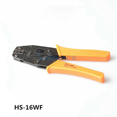 10-5AWG 6-16mm² Insulated and Non-insulated Ferrules Ratchet Crimping Plier