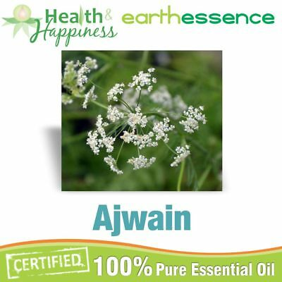 AJWAIN ~ earthessence Certified 100% Pure Essential Oil ~ Aromatherapy
