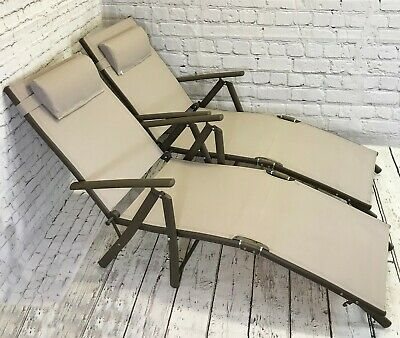 Strange Vintage Edwardian Style Garden Lounger Chair With Canopy And Inzonedesignstudio Interior Chair Design Inzonedesignstudiocom
