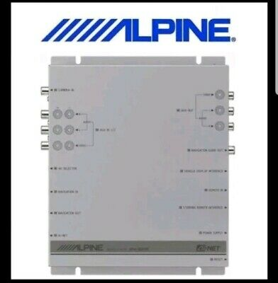 Alpine Vpa-B211P Brand New, Ai-Net Controller, Vehicle Hub