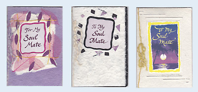 For My Soul Mate  Blue Mountain Arts sculptured card