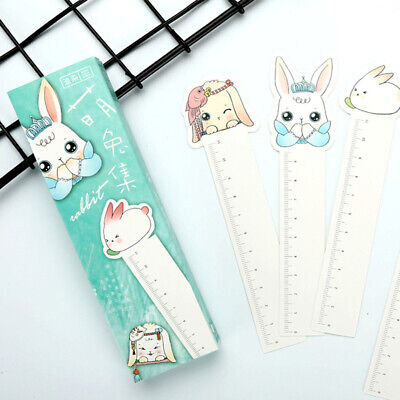 30 pcs/lot Cute Kawaii Rabbit Paper Bookmarks DIY Book Ma IO