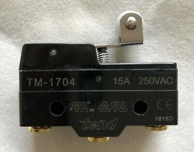 LIMIT SWITCHES  tend  TM1704 TEND