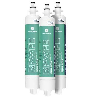 Rpwfe3Pk Ge Water Filters Nib W/Chip