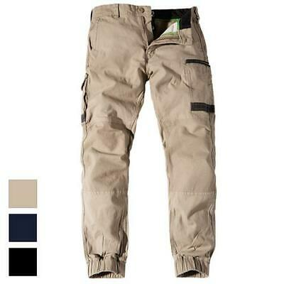 NEW FXD Workwear WP4 Stretch Cuffed Pant