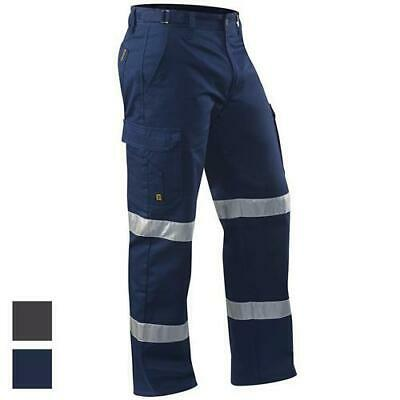 NEW ELEVEN Workwear BioMotion 3M Tape Cargo Work Pant