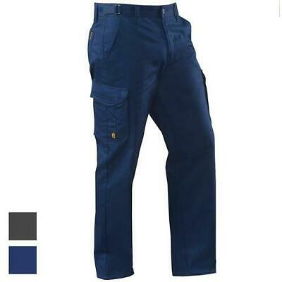 NEW ELEVEN Workwear Essential Drill Cargo Work Pant