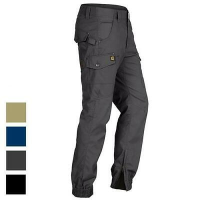 NEW ELEVEN Workwear Combat Stove Pipe Cargo Pant