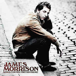 Morrison, James - Songs For You Truths For Me CD Like new