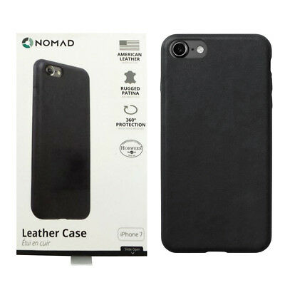 Nomad Genuine Leather Shockproof Rugged Patina Case For Apple iPhone 6/6s/7/8