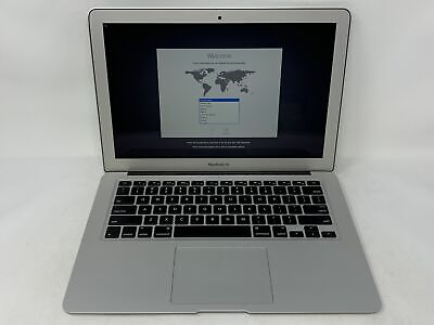 MacBook Air 13 Early 2015 MMGG2LL/A 1.6GHz i5 8GB 256GB Good Condition
