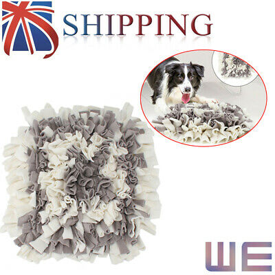 Washable Pet Snuffle Mat Dog Cat Food Pressure Relieving Nosework Training