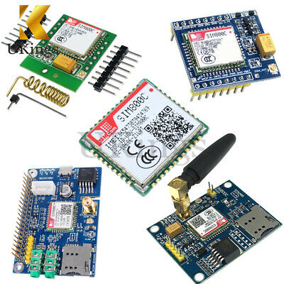SIM800C GPRS GSM Bluetooth Quad-band Development Board Replace SIM800L