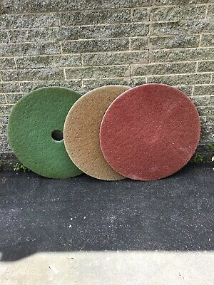 "Twister Cleaning Technology 27"" Lot of 3 Red 400 White 800 Green 3000"